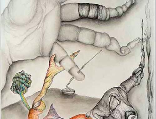 Exposición «Esquizografías latentes» de Aristides Rosell