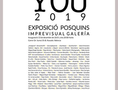 Exposición «I Posquins You»