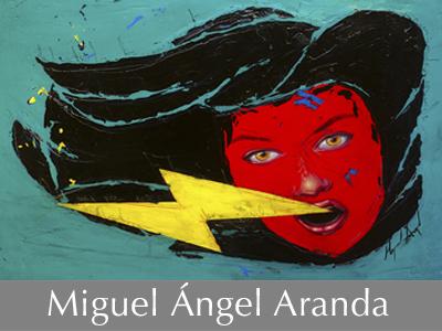 Grandes momentos Miguel Ángel Aranda