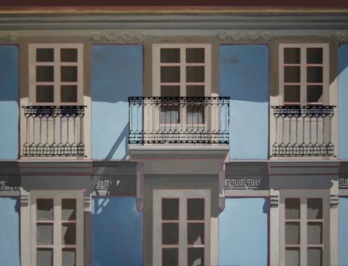 Exposición individual «Calle del solsticio» de José Juan Gimeno
