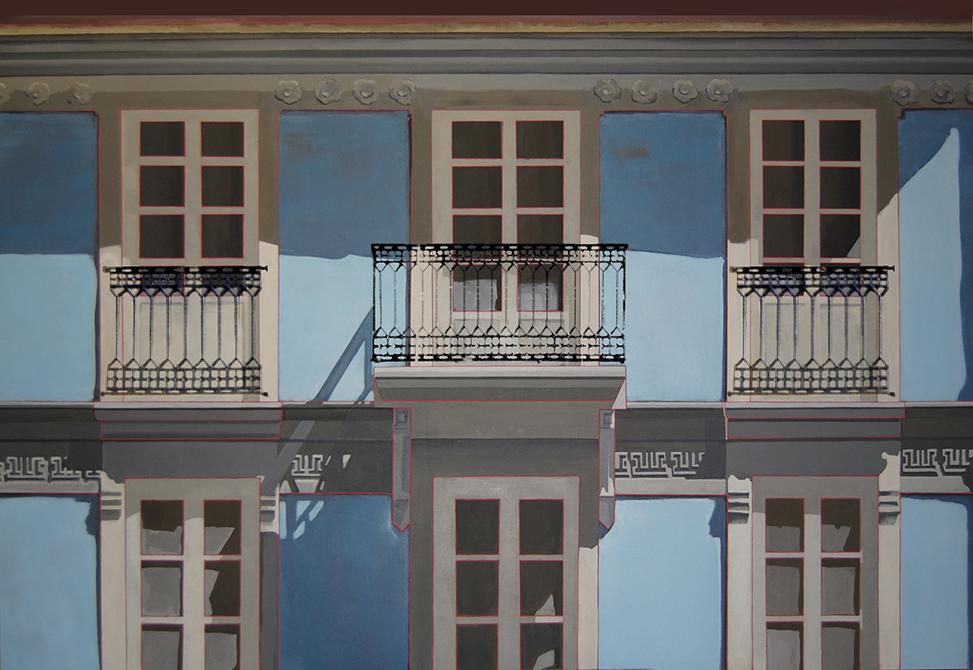 Obra Calle del solsticio-3 de José Juan Gimeno