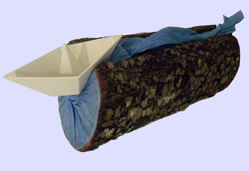 Obra El Barco de Aristides Rosell